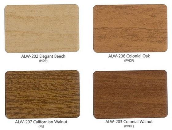 Nov� kolekce design� a barev kompozitn�ch panel� ALUBOND