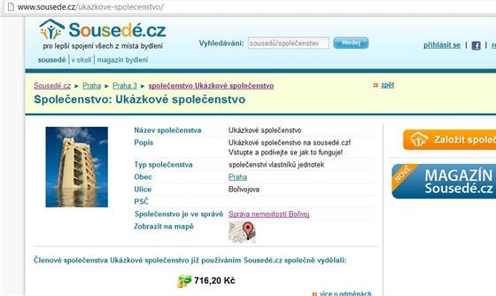 Sousedé.cz