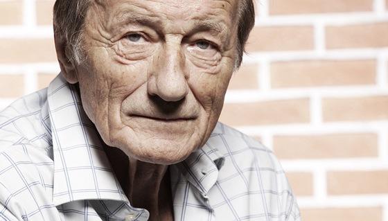 Radoslav Brzobohatý na posledních fotografiích pro Magazín DNES