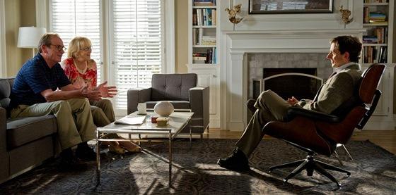 Meryl Streepová, Tommy Lee Jones a Steve Carell ve filmu Druhá šance