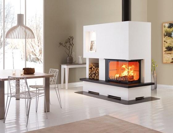 Dřevo zatím patří k nejlevnějším způsobům vytápění.
