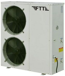 Tepelné čerpadlo FTT x SWBC-19.5H-B