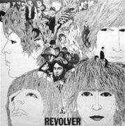 The Beatles: Revolver (obal alba)