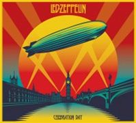 Led Zeppelin: Celebration Day (obal)