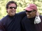 Ve Sylvesterem Stallonem se potkali v reality show.