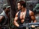 Arnold Schwarzenegger v Predátorovi