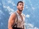 Jean-Claude Van Damme se se svými filmovými protivníky nepáral.