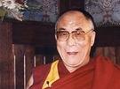 Pořad Na plovárně - dalajláma