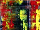 Auk�n� d�m Sotheby's bude dra�it obraz n�meck�ho v�tvarn�ka Gerharda Richtera s...