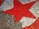 A ZRODILA SE HVĚZDA. Tisíce cvičenců na severokorejské obdobě spartakiády zvané...