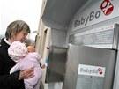 V �esk�m Krumlov� otev�eli babybox letos v b�eznu.