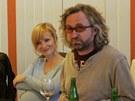 Jan Hřebejk, Aňa Geislerová a Kristýna Nováková-Fuitová točí na Třeboňsku drama