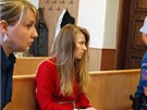 Romana Z. u Vrchního soudu v Praze. Ten ji za vraždu čtyř dětí poslal na