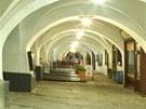Nasvícené historické náměstí v Novém Městě nad Metují