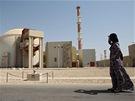 První část jaderné elektrárny Búšehr byla spuštěna v září 2011