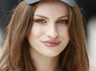 Dcera Annie Lennox Tali je úspěšná modelka.