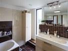 Hlavní koupelna v patře