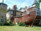 Záhadné panství bylo postavené v roce 1898 architektem Johnem Fosterem.