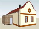 C�lem nen� postavit nov� d�m, ale zachovat p�vodn� stavbu s p��padn�m modern�m