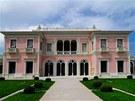 Villa Ephrussi de Rothschild v Saint-Jean-Cap-Ferrat ve Francii