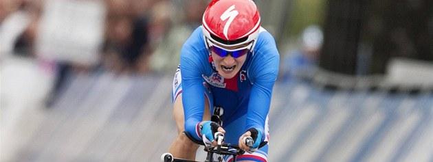 Dvojnásobná olympijská vít�zka v rychlobruslení Martina Sáblíková jede pro 9.