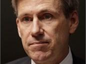 Americk� velvyslanec v Libyi Chris Stevens na archivn�m sn�mku