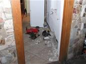 Čtyřiadvacetiletý řidič narazil v Trutnově do jednoho z domů.