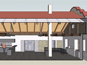Prom�ny se ujalo studio TSV architekti.