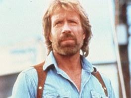 Drsný slušňák Chuck Norris
