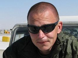 Milan Kovanda na archivním snímku z roku 2009, kdy působil jako velitel v Afghánistánu