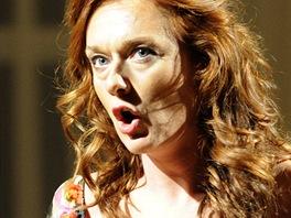 Mezzosopranistka Magdalena Kožená vystoupila 16. září v Praze s repertoárem