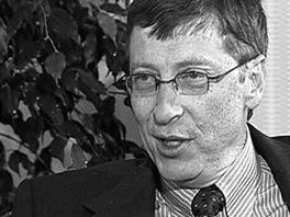 Pořad Na plovárně - Bill Gates