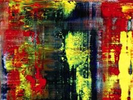 Aukční dům Sotheby's vydražil obraz německého výtvarníka Gerharda Richtera s...