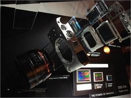 Kuznik Jan: Sony RX1 - první kompakt s full frame čipem