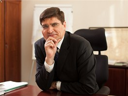 Ján Fabián se stane novým generálním ředitelem těžební společnosti OKD.