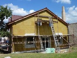 Dům s minerální izolací Knauf Insulation