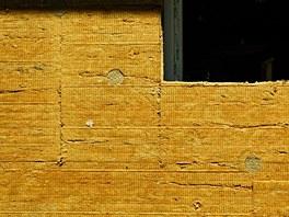 Detail minerální izolace Knauf Insulation