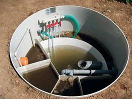Čistírna odpadních vod Microclar v provozu