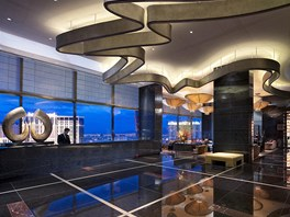 Hotel Mandarin Oriental. Sky Lobby
