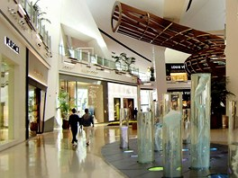 City Center, butiky Crystals