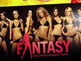 Vegas nikdy nespí, jedna show střídá druhou, čím ujetější, tím lepší.