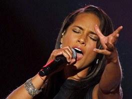 Alicia Keys - Inaugurační bály