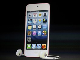 Nov� iPod touch