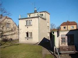 Vzhled domu před zahájením rekonstrukce