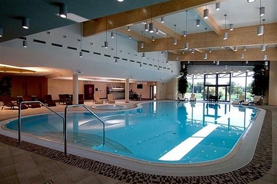 RRC Hluboká***** - bazén