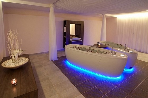 Moderní wellness centrum pro chvilky pohody i relaxace