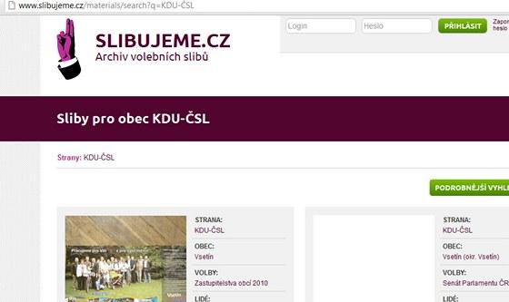 Slibujeme.cz