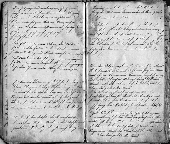 Faksimile deníku Hildy Körberové
