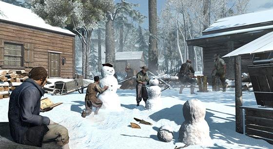 Výchozím bodem hry je Connorovo dětství, kdy musí přihlížet tomu, jak kolonisté...