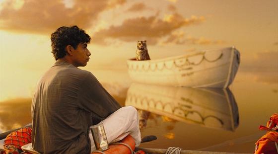 Z filmu Pí a jeho život